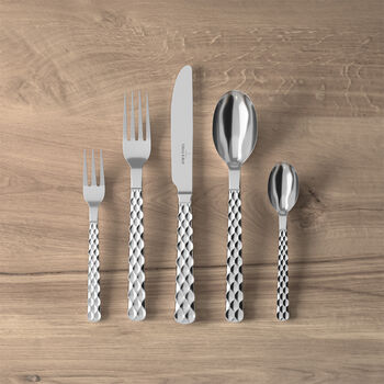 Boston cutlery set, 5 pieces, for 1 person