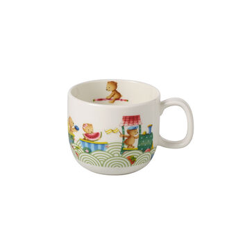 Hungry as a Bear Children mug with 1 handle small 110x80x70mm