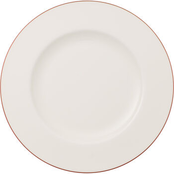 Anmut Rosewood dinner plate