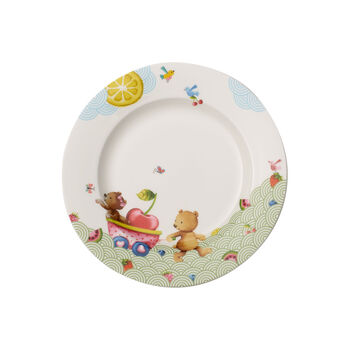 Hungry as a Bear Children flat plate 220x220x26mm