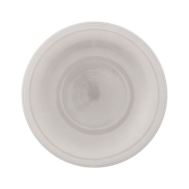 Color Loop Stone dinner plate 28x28x3cm, , large