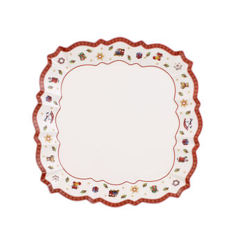 Toy's Delight serving plate