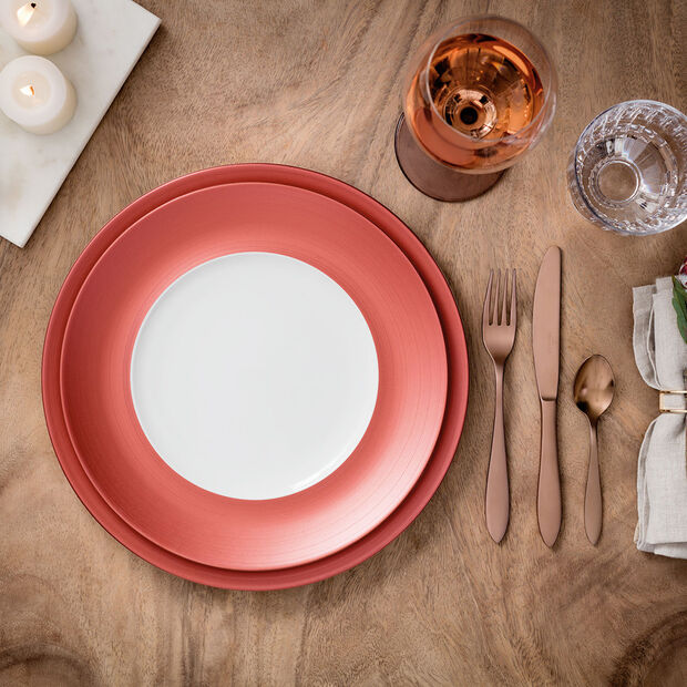 Manufacture Glow gourmet plate, 32 cm, , large