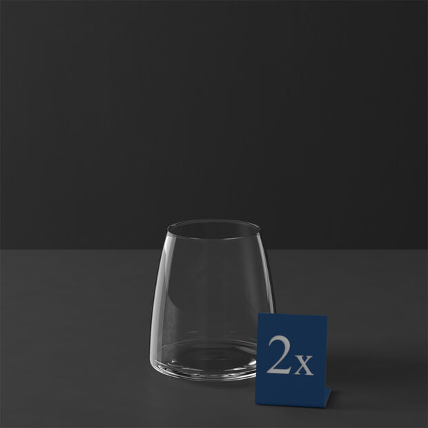 MetroChic water glass, 2 pieces, 110 cm, 565 ml, , large