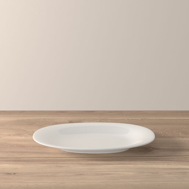 New Cottage Basic oval breakfast plate, , large
