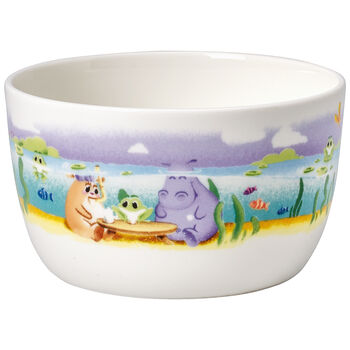 Lily in Magicland Muesli bowl