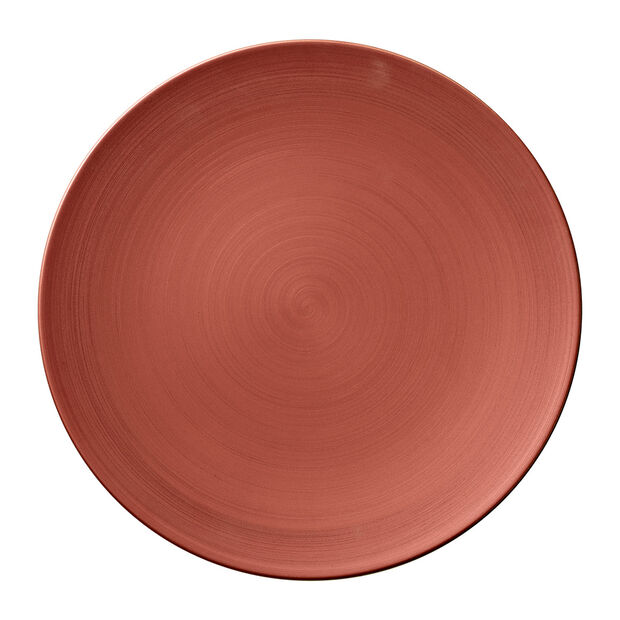 Manufacture Glow coupe gourmet plate, 32 cm, , large