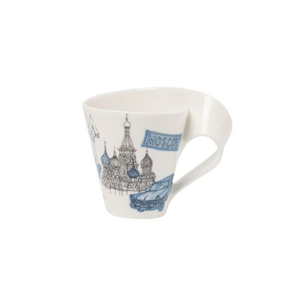 Cities of the World Mug Moscow, , large