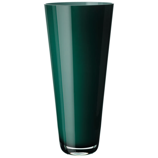 Verso small vase Emerald Green, , large