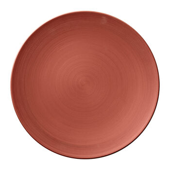 Manufacture Glow coupe gourmet plate, 32 cm