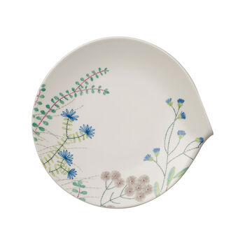 Flow Couture dinner plate