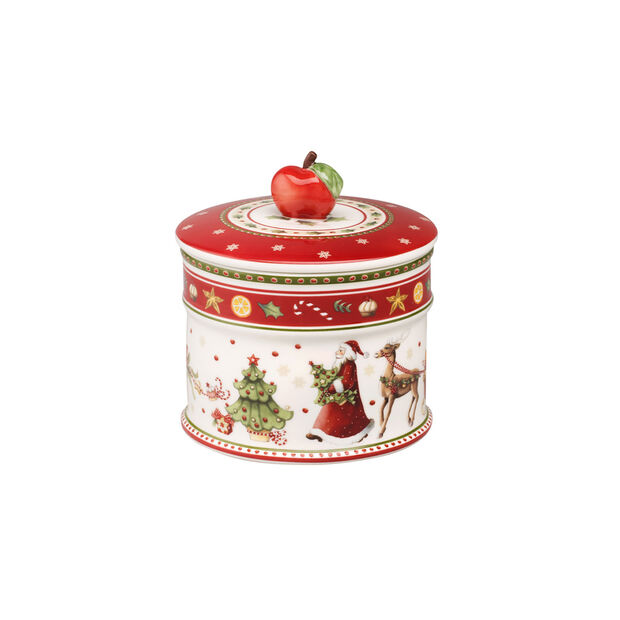 Winter Bakery Delight small biscuit jar, , large