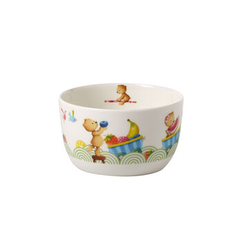 Hungry as a Bear Cereal bowl 120x120x70mm