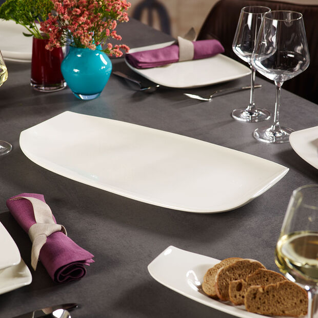 Urban Nature serving plate 50 x 26 cm, , large