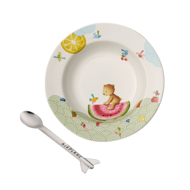 Hungry as a Bear Children's dining set, 2 pcs., , large