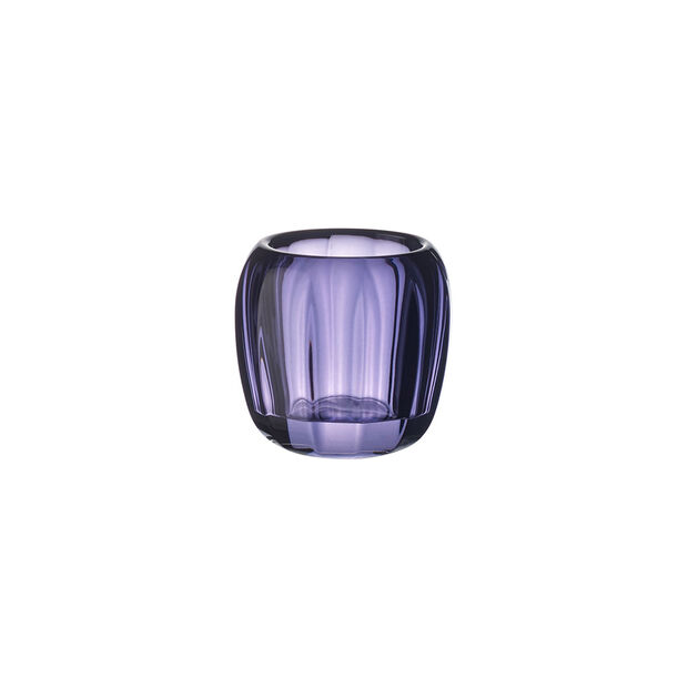 Coloured DeLight small tea light holder Gentle Lilac, , large