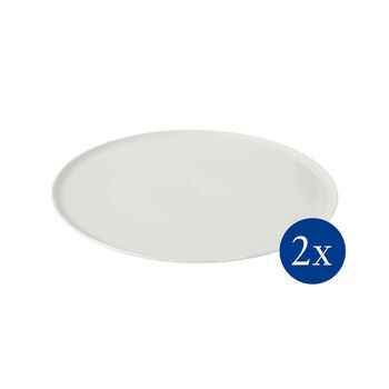 vivo   Villeroy & Boch Group New Fresh Collection Set of 2 pizza plates
