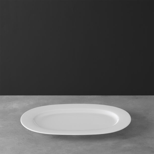 Anmut oval plate 41 cm, , large