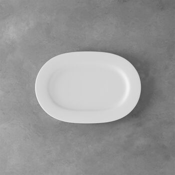 Anmut oval plate 34 cm