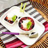 Clever Cooking rectangular serving plate 26 x 16 cm, , large
