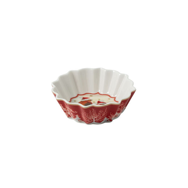 Toy's Fantasy Small candy bowl birds 11x11x4cm, , large