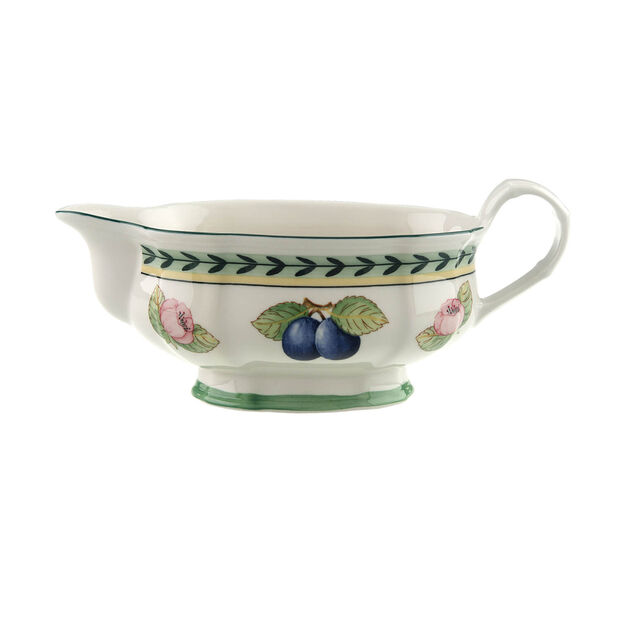 French Garden Fleurence sauce boat, , large