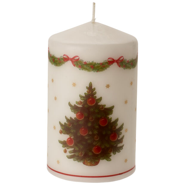 Winter Specials Candle Christmas Tree Toys M 7x12cm, , large