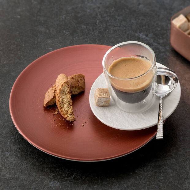 Manufacture Glow coupe breakfast plate, 21 cm, , large