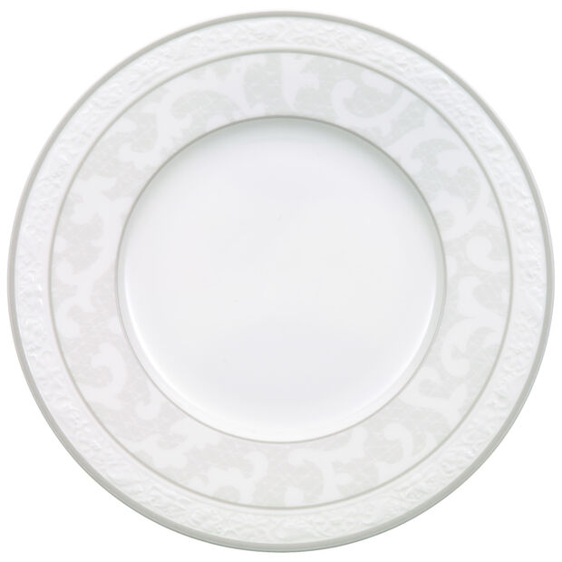 Gray Pearl bread plate, , large