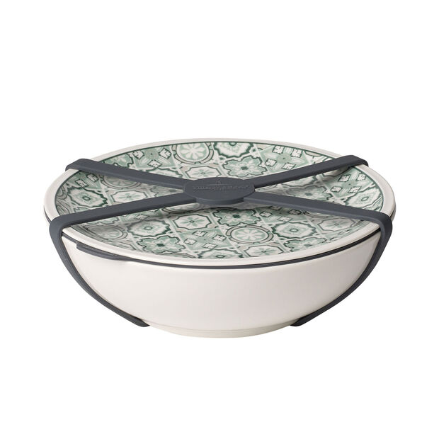 Modern Dining To Go Jade bowl L, , large
