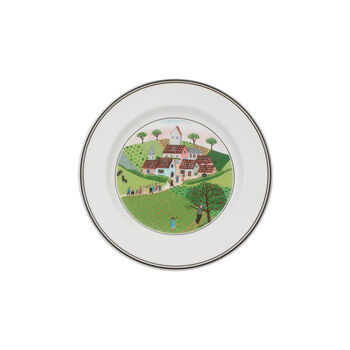 Design Naif Bread & butter plate Marriage
