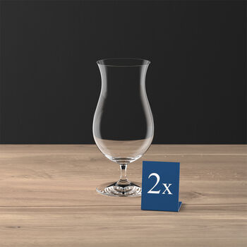 Purismo Bar exotic cocktail glass 2-piece set