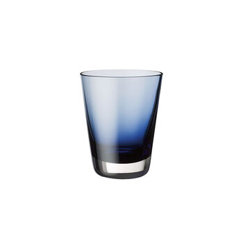 Colour Concept cocktail/water glass Midnight Blue