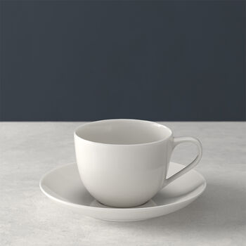 For Me coffee cup with saucer 2-piece set