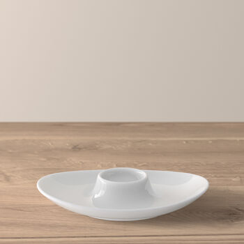 Royal egg cup with tray