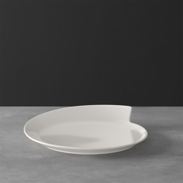 NewWave round breakfast plate, , large