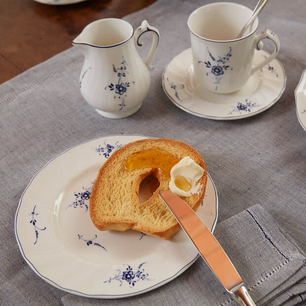 Old Luxembourg bread plate, , large