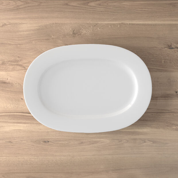 Royal oval plate 41 cm, , large