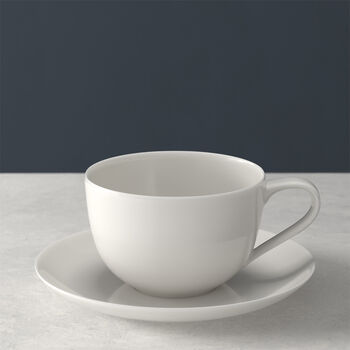 For Me breakfast cup with saucer 2-piece set