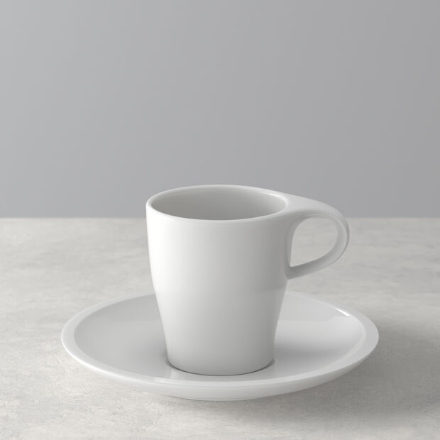 Coffee Passion Doppio espresso cup with saucer, 2 items, , large
