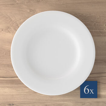 Royal dinner plate, 6 pieces