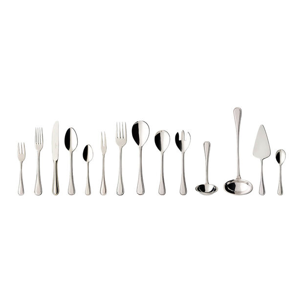Neufaden Merlemont table cutlery, 70 pieces 49 x 34 x 13 cm, , large