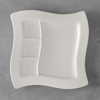 NewWave barbecue plate