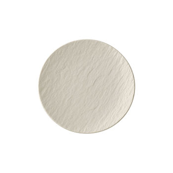 Manufacture Rock blanc Bread & Butter Plate 15,5x15,5x2cm