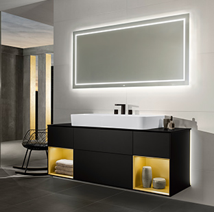 Bath Trends Feeling Great Taken To The Highest Level Villeroy - Latest bathroom sink trends