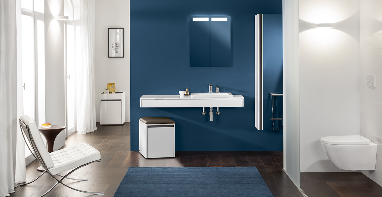 More comfort to feel good. Bath trends   Feeling great taken to the highest level    Villeroy
