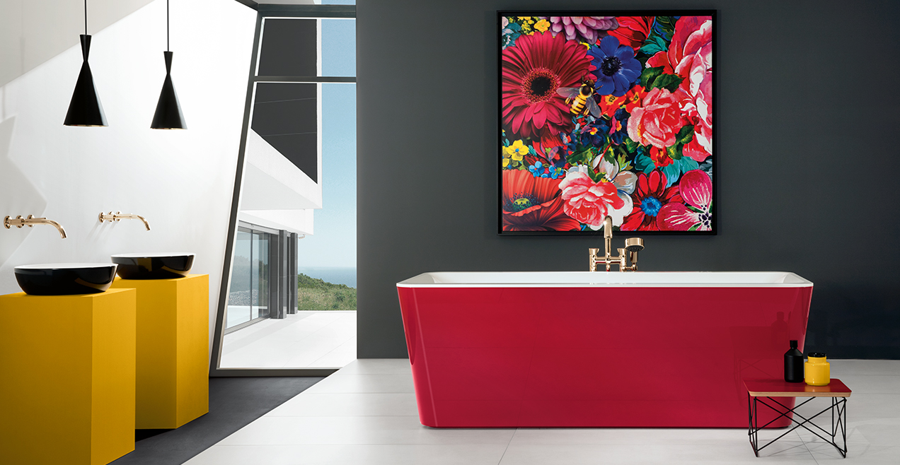 Salle De Bain Villeroy Et Boch ~ bath trends feeling great taken to the highest level villeroy