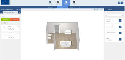 Bathroom planner design your own dream bathroom online for Plan sdb 3d