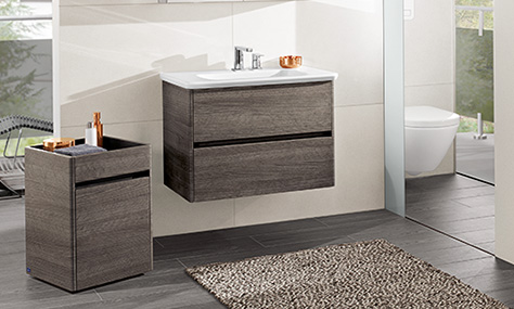 Bathroom furniture Discover our collections Villeroy Boch
