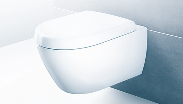 Toilet Villeroy En Boch.Ceramicplus More Cleanliness More Time For Quality Of Life